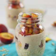 Turn a classic dessert into breakfast with this overnight oats recipe!
