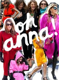 #Anna_Dello_Russo #Fashion #Photography #Style #Stunning #Clothes #Dresses #Jackets #Tops #Chic