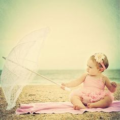 I have the parasol. I have the pretty babe. Let's make it happen ;)