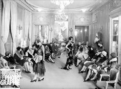 Maison de haute Couture Paris années 30