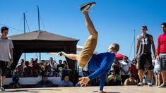 The Step-by-step course for finding your own BBoy style and creating completely original Bboy moves.