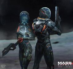 from Mass Effect: Andromeda E3 Promo