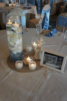 Creative Non Floral Wedding Centerpieces - Weddingomania