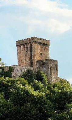 torre del homenaje monforte de lemos
