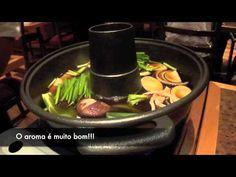 Suki-Shabu no Restaurante Rangetsu of Tokyo!