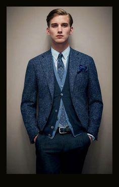 style241: Canali F/W 2012 Lookbook
