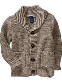 Marled Cardis for Baby Dash would look awesome in this