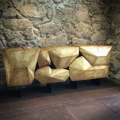 Stone by Bat eye #luxuryfurniture #bateye #portocollection
