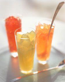 grapefruit jello using grapefruit juice