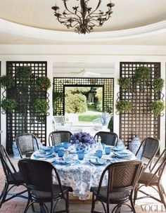 Images Norman Jean Roy For Vogue Tory Burch S Southampton Home Is Absolutely Breathtaking I Love How Traditional The Estate From