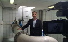 Das Wasserwerk Germering fördert täglich rund 5,5 Millionen Liter Trinkwasser. Gewonnen wird das Wasser aus tiefen Brunnen im Wasserschutzgebiet...