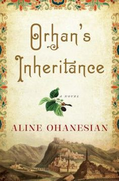 "Orhan's Inheritance  by Aline Ohanesian (Hardcover) | Warwick's / ""They found him inside one of seventeen cauldrons in the courtyard, steeping in an indigo dye two shades darker than the summer sky. His arms and chin were propped over the copper edge, but the rest of Kemal Turkoglu, age ninety-three, had turned a pretty pale blue."" When Orhan's brilliant and eccentric grandfather, who built a dynasty out of making kilim rugs . . ."
