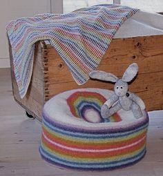 Hæklet tæppe - Suzi Rosschou - Designere