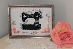 Val Laird Designs - Journey of a Stitcher: silk ribbon embroidery