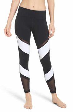 55c11f1e398343 Zella Epic Clean Block Ankle Leggings Hosen, Fitness Studio Kleidung,  Fitness Zubehör, Sport