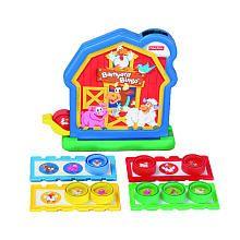 therapi toy, games, bingo game, christma shop, christma list, barnyard bingo, fisherpric barnyard, earli interventiontherapi, kids toys