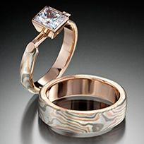 Top 10 Alternatives to a Traditional Diamond Engagement Ring published in TopTeny magazine Fashion - When it comes to engagement rings, a diamond ring has been the go-to choice for most people. Wedding Ring For Her, Unique Wedding Bands, Diamond Wedding Rings, Wedding Sets, Diamond Engagement Rings, Diamond Rings, Emerald Diamond, Wedding Stuff, Love Ring