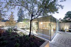 Spa Atrapa Arbol in Santiago, Chile by Land Arquitectos