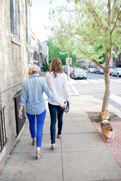 Lesbian engagement photos. Kristen & Alli