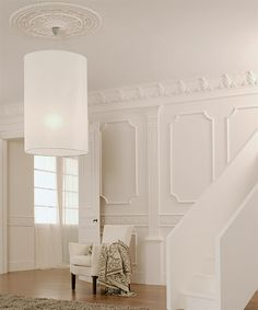 Clic I Panel Molding Installed Moulding Wall Moldings Ideas