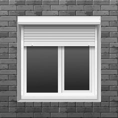 Every business values effective security system. And when it comes to security then one can seldom forget roller shutters. Being different, these versatile shutters are able to offer optimal securi… Window Grill Design, Door Design, House Design, House Shutters, House Windows, Outdoor Window Shutters, Security Shutters, Home Safety Tips, Rolling Shutter