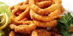 Fried Calamari...one of my families favorites!