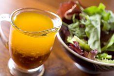 Recipe for Ginger Dressing at Life's Ambrosia ginger, garlic, soy sauce, vinegar, olive oil