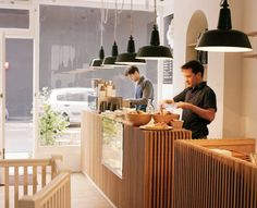 The Paper Mulberry: Bistro Kitchen