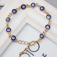 ✨Sale✨ ✨Beautiful Evil Eye Bracelet ✨  Beautifully Chic Evil Eye Bracelet Jewelry Bracelets