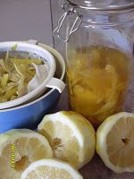 Natural citrus cleaner for around the house