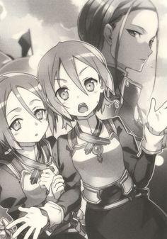 Sword Art Online 16: Alicization Exploding (ソードアート・オンライン16 アリシゼーション・エクスプローディング Kirito Sword, Asuna, Arte Online, Online Art, Sao Anime, Manga Anime, Sword Art Online, Goblin, Sao Underworld