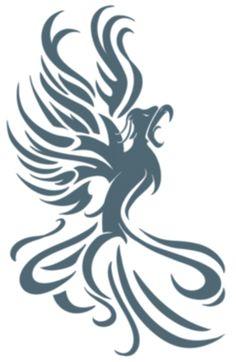 Tinsley Transfers Inc. - Tribal  - Phoenix - Temporary Tattoo, $3.99 (http://www.tinsleytransfers.com/tribal-phoenix-temporary-tattoo/)