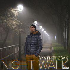 Syntheticsax - Night Walk – саксофонист SYNTHETICSAX Walking, Night, Movies, Movie Posters, Films, Film Poster, Walks, Cinema, Movie