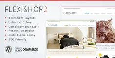 WP Flexishop 2 - A Flexible WooCommerce Theme