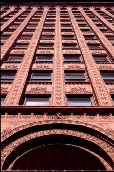 Guaranty Building. Louis Sullivan. 1896. Buffalo, New York. Favorite Building in Buffalo