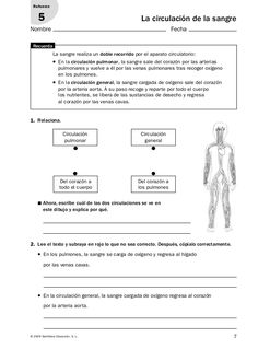 Actividades de refuerzo conocimiento del medio 6º Worksheets For Kids, Human Body, Biology, Homeschool, Science, Teaching, Activities, Montessori, Spanish