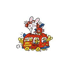 Vintage Cartoon, Vintage Toys, Illustrations And Posters, Cute Illustration, Sanrio, Cute Drawings, Cartoon Characters, Cute Art, Art Inspo