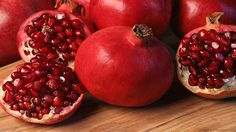 Discover Pomegranate at The Fruit Company. Learn about Pomegranate health benefits, nutrition, taste & more. Fruit Company, Pomegranate Fruit, Pomegranate Benefits, Gourmet Gifts, Fruit In Season, Freeze Drying, Non Alcoholic Drinks, Fruits And Vegetables, Seasonal Fruits