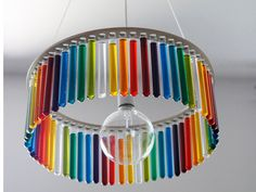 Experiment with these fantastic test-tube chandeliers | Spaces - Yahoo! Homes
