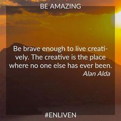One of my goals. Alan Alda, My Goals, Inspirational Quotes, Posts, Instagram, Life Coach Quotes, Messages, Inspiring Quotes, Quotes Inspirational