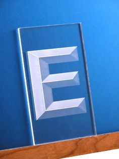 3D effects - laser etched acrylic