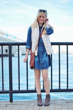 Fall layer outfits