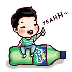 [fanart] #BOBBY #iKON Spriteeeee ~