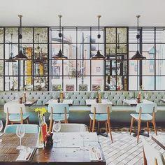 Image result for banquette restaurant design
