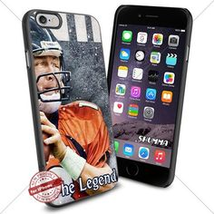 """Peyton Manning the Legend ,iPhone 6 4.7"""" & iPhone 6s Case Cover Protector for iPhone 6 & iPhone 6s TPU Rubber Case for Smartphone Black, http://www.amazon.com/dp/B01BSLDDGC/ref=cm_sw_r_pi_awdm_93s3wb1FATS0K"""