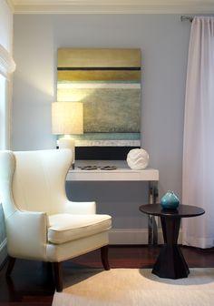 Beachy, dreamy design by Creative Elegance Interiors.