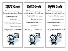Printables Nwea Goal Setting Worksheet goal setting sheet maps and settings on pinterest another product to accompany my worksheet this bookmark can serve as a reminder students of what theyre working towar
