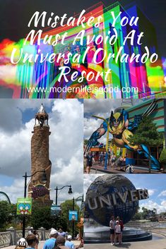 If you avoid these common Universal Orlando Mistakes, you will have a great vacation in 2019 includes advice on the Wizarding World of Harry Potter Orlando Travel, Orlando Vacation, Florida Vacation, Florida Travel, Orlando Florida, Orlando Theme Parks, Central Florida, Attractions In Orlando, Orlando Resorts
