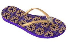 Modelo Fashion morado #sandals #flipflops #print #design #brazilian #stylish #summer #beach
