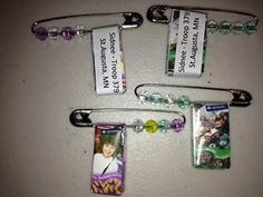 Image result for Girl Scout SWAPS